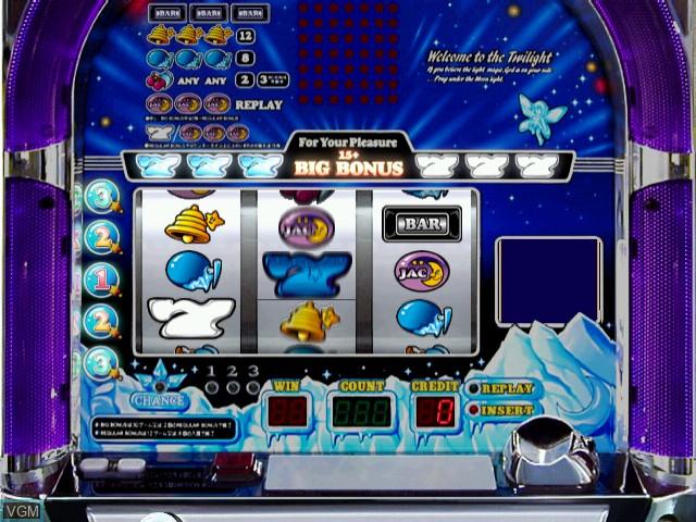 Pachi-Slot Teiou - Dream Slot - Olympia SP