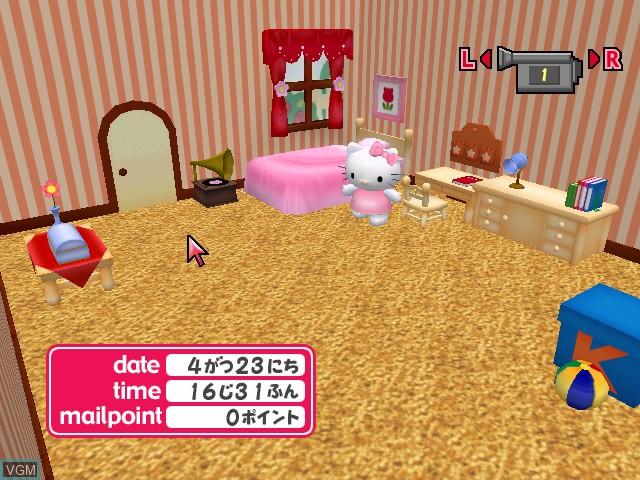 Hello Kitty no Otonaru Mail
