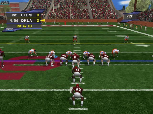NCAA College Football 2K2 - Road to the Rose Bowl