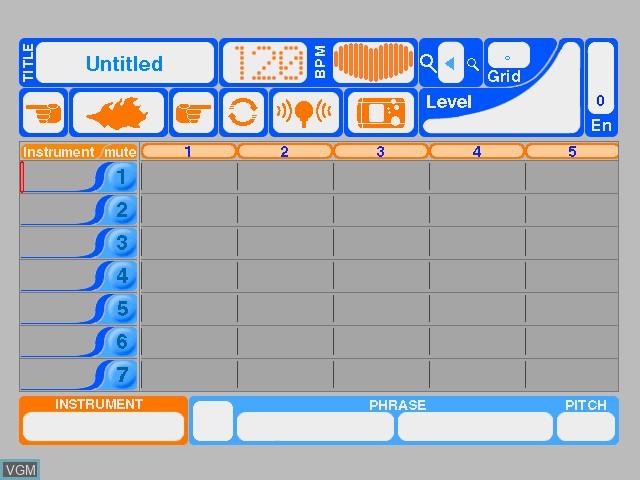 O-to-i-re - Dreamcast Sequencer