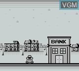 Menu screen of the game Lock 'N Chase on Nintendo Game Boy
