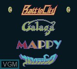 Namco Gallery Vol.1