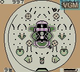 In-game screen of the game TV Champion on Nintendo Game Boy
