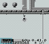 In-game screen of the game Family Jockey 2 on Nintendo Game Boy