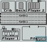 In-game screen of the game 4-in-1 Funpak Vol. II on Nintendo Game Boy
