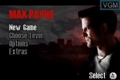 Max Payne Advance For Nintendo Gameboy Advance The Video Games Museum