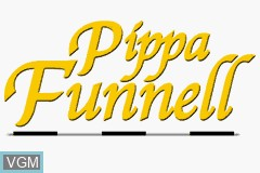 Title screen of the game Pippa Funnell - Stable Adventure on Nintendo GameBoy Advance