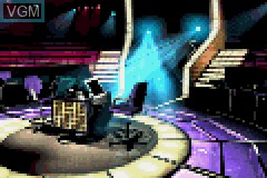 Menu screen of the game Who Wants to Be a Millionaire Junior on Nintendo GameBoy Advance