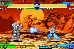 Street Fighter Alpha 3 For Nintendo Gameboy Advance The Video