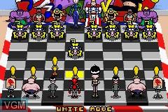 Dexter's Laboratory - Chess Challenge