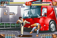 King of Fighters EX 2, The - Howling Blood