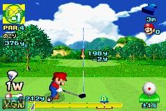 Mario Golf - GBA Tour