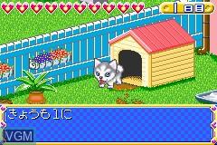 Koinu-chan no Hajimete no Osanpo - Koinu no Kokoro Ikusei Game