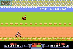 Famicom Mini - Vol. 04 - Excitebike