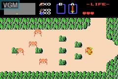 Famicom Mini - Vol. 05 - Zelda no Densetsu