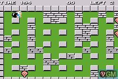 Famicom Mini - Vol. 09 - Bomberman