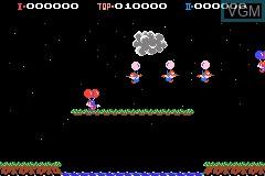 Famicom Mini 13 - Balloon Fight