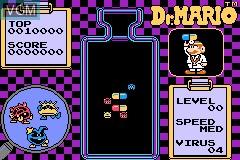 Famicom Mini 15 - Dr. Mario