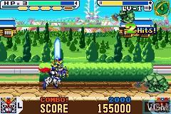 SD Gundam Force