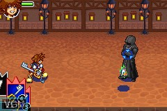 Kingdom Hearts - Chain of Memories