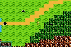 Famicom Mini 25 - The Legend of Zelda 2 - Link no Bouken