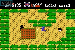 Famicom Mini 22 - Nazo no Murasame Jou
