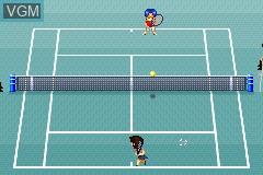 Family Tennis Advance