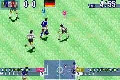 Jikkyou World Soccer Pocket