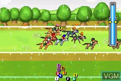 Narikiri Jockey Game - Yuushun Rhapsody
