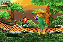 2 Games in 1 - Crash Bandicoot - Fusion & Spyro - Fusion