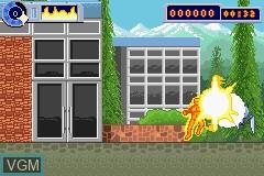 Fantastic 4 - Flame On