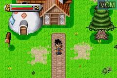 2 Games in 1 - Dragon Ball Z - The Legacy of Goku I & II