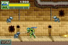 2-in-1 - Teenage Mutant Ninja Turtles Gamepack