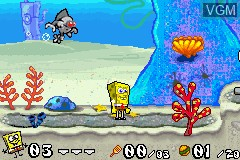 2 Games in 1 - SpongeBob SquarePants - Battle for Bikini Bottom + The Fairly OddParents! - Breakin' da Rules