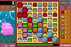 In-game screen of the game Minna no Soft Series - Zooo on Nintendo GameBoy Advance