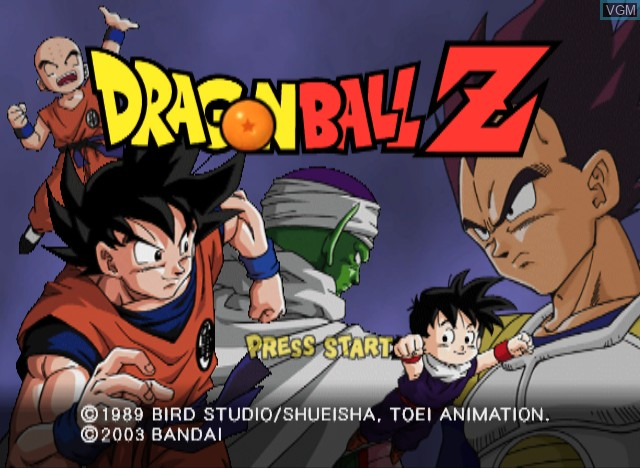 Dragon Ball Z - Budokai for Nintendo GameCube - The Video
