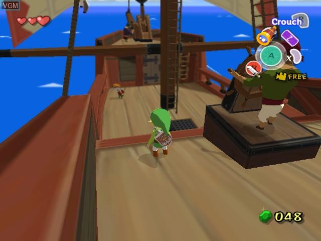 Legend of Zelda, The - The Wind Waker