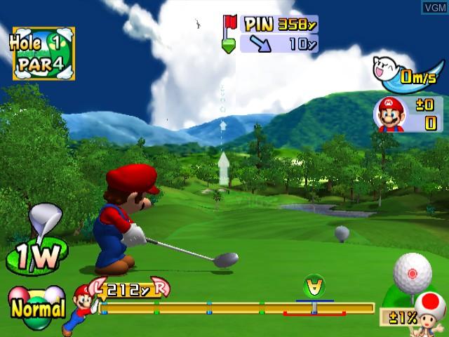 Mario Golf - Family Tour