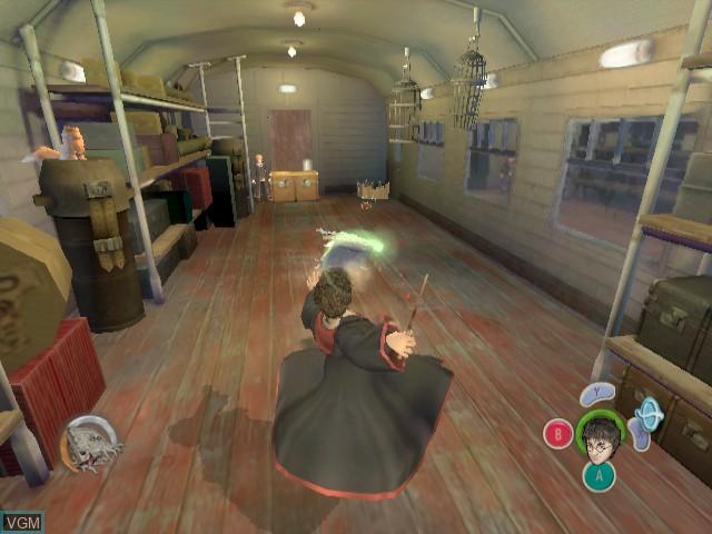 prisoner of azkaban gamecube