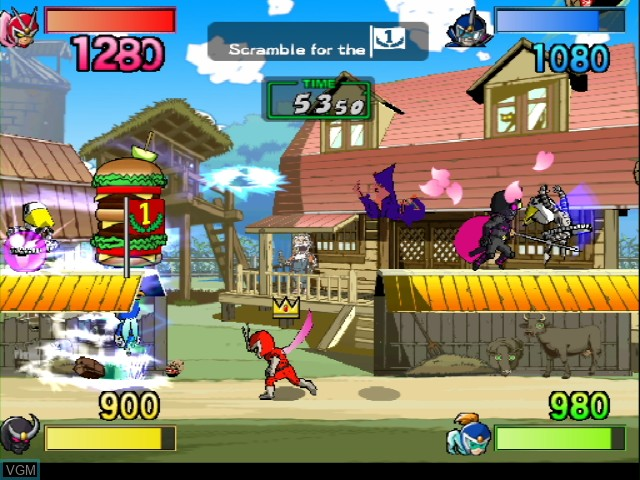 Viewtiful Joe - Battle Carnival