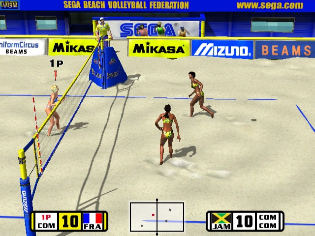 Beach Spikers - Virtua Beach Volleyball