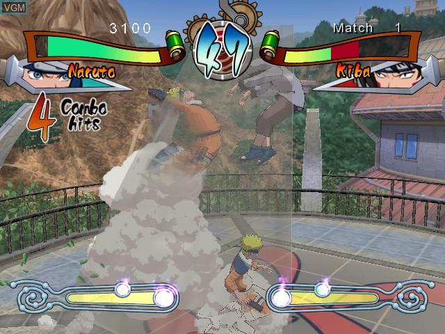 Naruto - Clash of Ninja 2