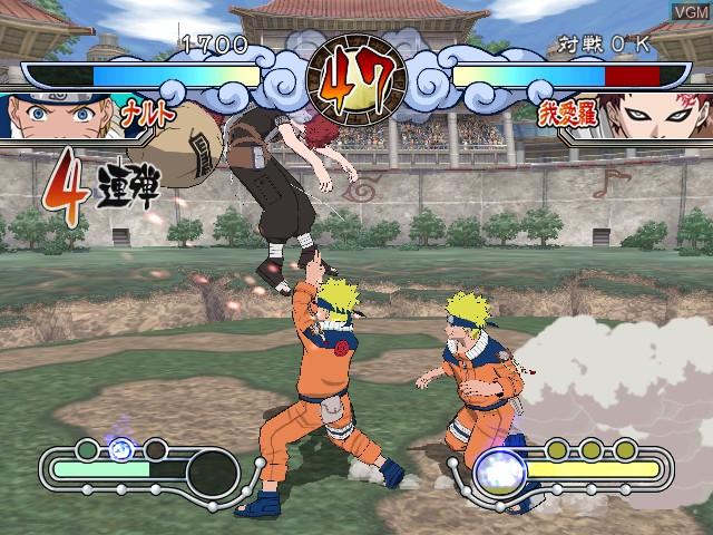 Naruto - Gekitou Ninja Taisen! 3