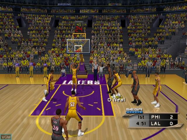 NBA 2K2