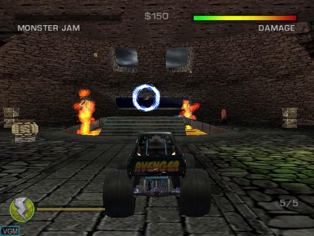 monster jam maximum destruction pc