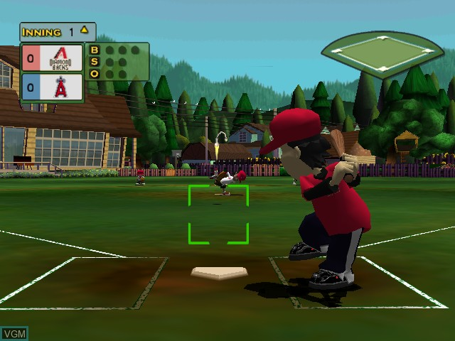Backyard Sports - Baseball 2007