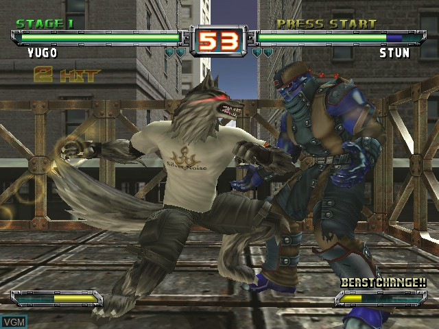 Bloody Roar - Extreme