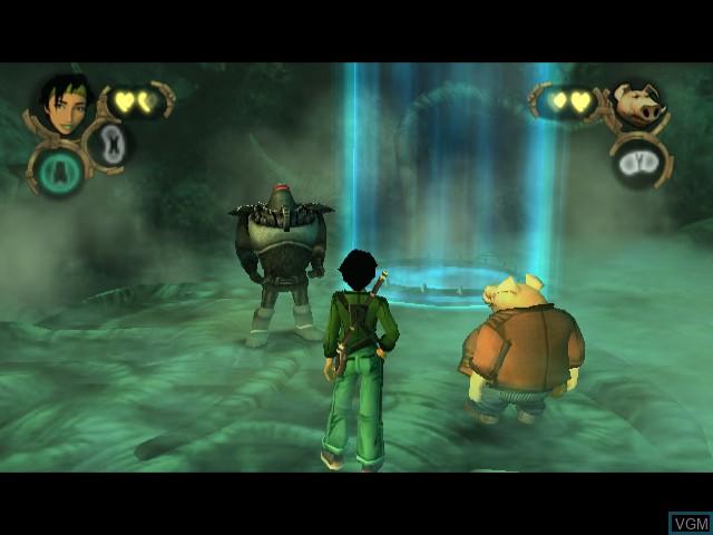 BEYOND GOOD EVIL Nintendo GameCube