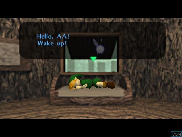 Legend of Zelda, The - Ocarina of Time & Master Quest