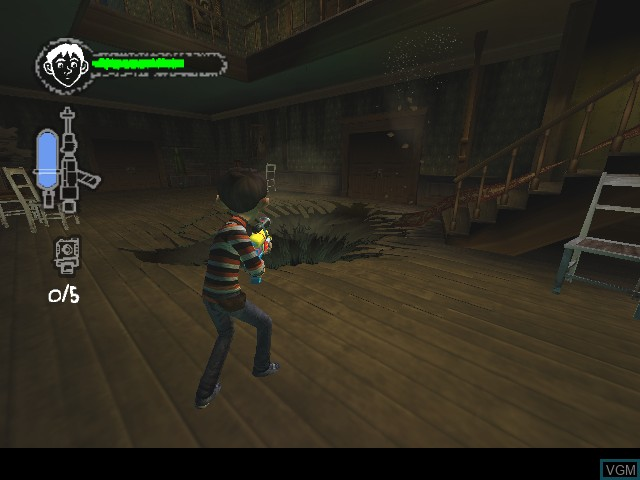 Monster House Gamecube Review